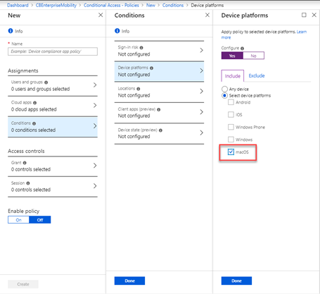 Evolution of macOS management capabilities in Microsoft Intune