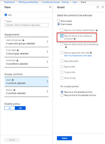 Conditional Access – Mobility, Management, & Security